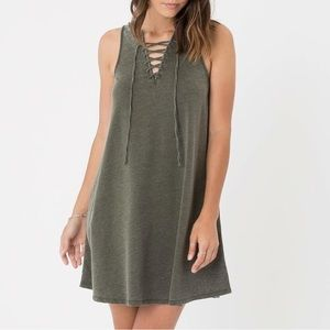 Dresses & Skirts - Z Supply cross front tank dress